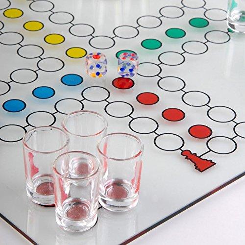 Trinkspiel Mensch ärgere Dich Nicht
